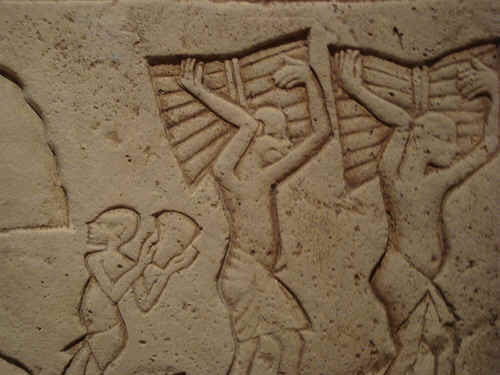 Workers of Amarna by meechmunchie.